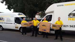 Man and van removals Dagenham London