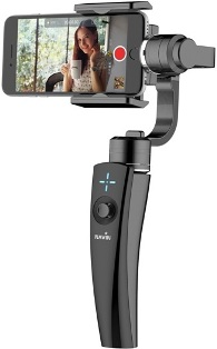 NAVIN Launches ProView S3: 3-Axis Gimbal for Larger Size (4K) Smartphone